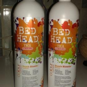 šampón + kondicionér dumb Blonde Tigi - foto č. 1