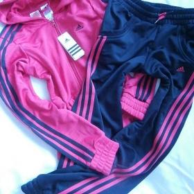 Černá  adidas souprava Adidas - foto č. 1