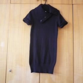 Černé šaty Kenvelo - foto č. 1