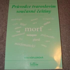 Průvodce tvaroslovím současné češtiny - Vademecum - foto č. 1