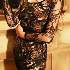 Barevné šaty neznačková - foto č. 1