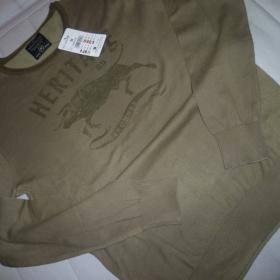 Khaki svetřík Reserved - foto č. 1