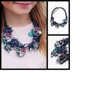 Geometrický šperk zara style Zara - foto č. 1