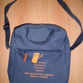 Tmavě modrá taška přes rameno Neznačková - foto č. 1