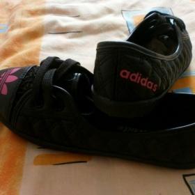 �erno - R�ov� baler�ny Adidas - foto �. 1