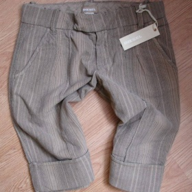 Odstín hnědé, béžové šortky Diesel - foto č. 1