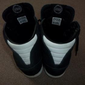 Černé boty Adidas - foto č. 1