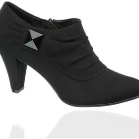 Černé boty Deichman - foto č. 1