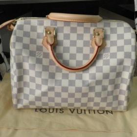 Damier azur speedy 30 Louis Vuitton - foto č. 1