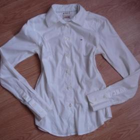 Bílá košile Tommy Hilfiger - foto č. 1