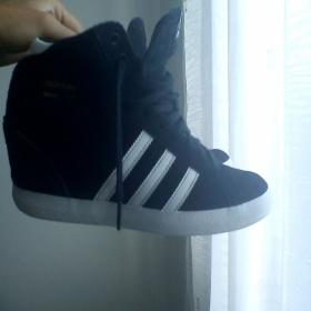Černé botasky Adidas - foto č. 1