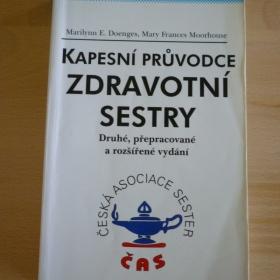 Kapesn� pr�vodce zdravotn� sestry (Grada) - foto �. 1