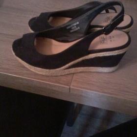 Černé  boty Faf - foto č. 1