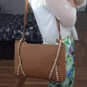 Camel mala kabelka Zara - foto č. 1