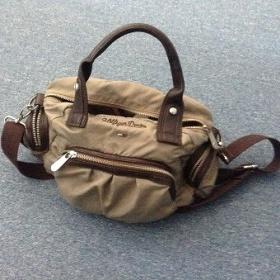 Tmavá/černá kabelka Tommy Hilfiger - foto č. 1