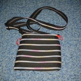 Černá kabelka Zipp - foto č. 1
