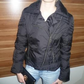Černá bunda Orsay - foto č. 1