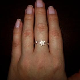 Ag 925/1000 prsten s kroucenou obrou�kou nezna�kov� - foto �. 1