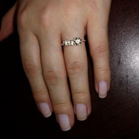 St��brn� prst�nek nezna�kov� - foto �. 1