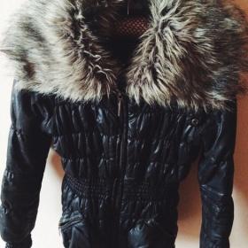 Černá bunda PIMKIE - foto č. 1