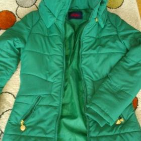 Zelený  kabát Buffalo - foto č. 1