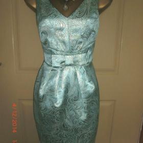 Mint společenské/plesové šaty  M&Co - foto č. 1