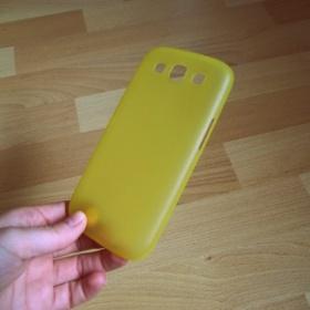 Kryt na Samsung Galaxy S3 - foto č. 1
