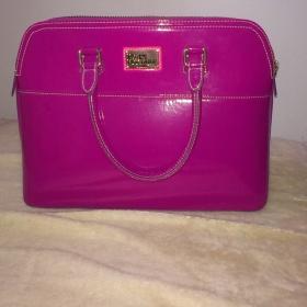 Fuchsiová kabelka Maisy Paul´s Boutique - foto č. 1