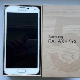 Mobilní telefon Samsung S5 - foto č. 1