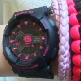 Dámské sportovní hodinky Baby - G Casio - foto č. 1