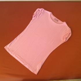 Triko růžové Terranova - foto č. 1