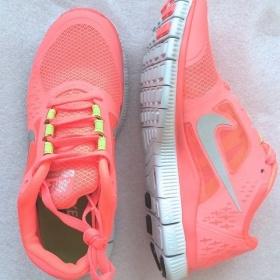 Tenisky Free Run Nike - foto �. 1