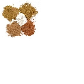 Minerální makeup Silk Naturals - foto č. 1
