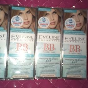 BB cream 8 v 1 (světlá až střední pleť) Eveline - foto č. 1