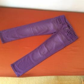 Džíny fialové Terranova