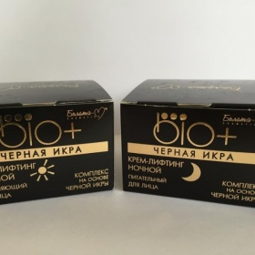 Bio + black caviar denní krém 45 ml Belita - foto č. 1