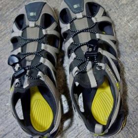 Outdoorové sandály Karrimor - foto č. 1