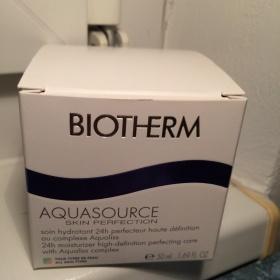 Hydrata�n� kr�m Biotherm - foto �. 1