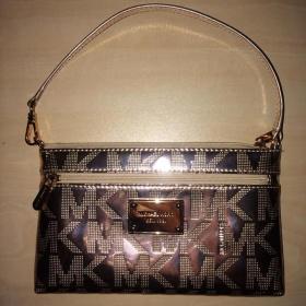 Bronzová kabelka Michael Kors - foto č. 1