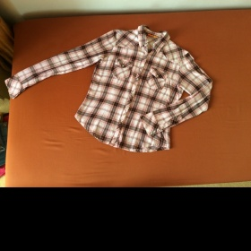 Košile kostka Neznačková - foto č. 1