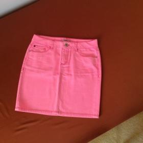 Sukn� neon pink Esprit Esprit