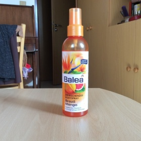 T�lov� sprej Balea Mango nezna�kov�