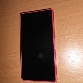 Sony Xperia Z1 Compact Pink - foto č. 1