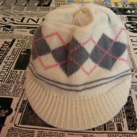 Zimní čepice s kšiltem New Yorker - foto č. 1