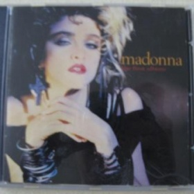Cd Madonna the first album - foto č. 1