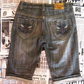 Kapri kalhoty s v�kami nezna�kov� - foto �. 1
