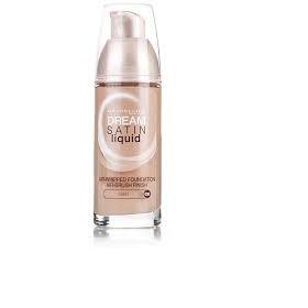 Make - up Dream Satin Liquid Foundation Maybelline - foto č. 1