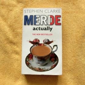 Merde Actually Stephen Clarke kniha