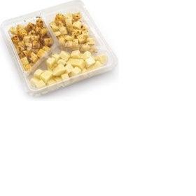 Čím okořenit kostky sýru na raut?
