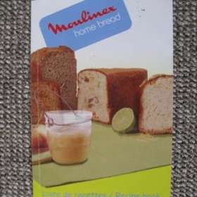 Kucha�ka Moulinex home bread